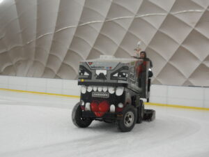 Picture of a Zamboni