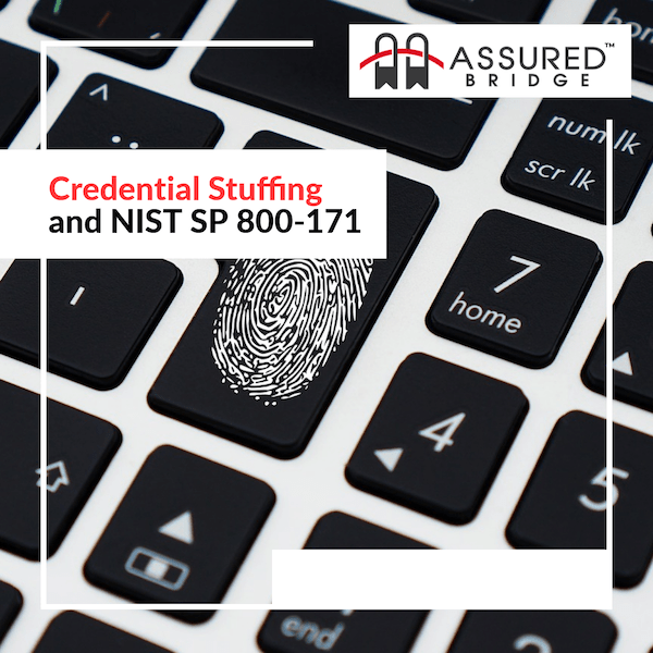 Credential Stuffing & NIST SP 800-171