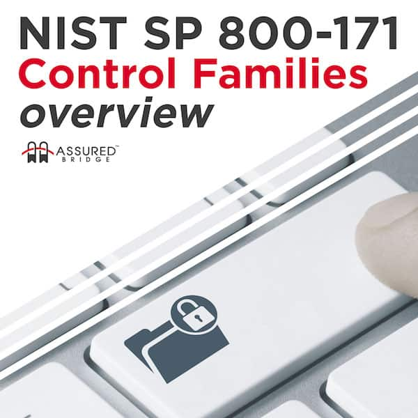 NIST SP 800-171 Control Families Overview
