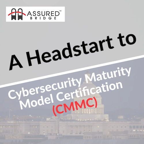 head start to cyber security maturity model certification